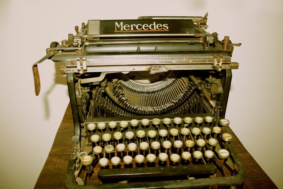 Machine Keyboard Typing