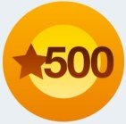 500 me gusta WP