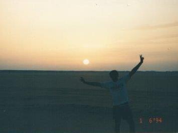 Sahara Egipto