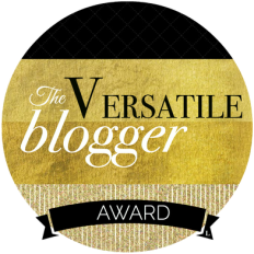 Versatile Blogger Award 5308975
