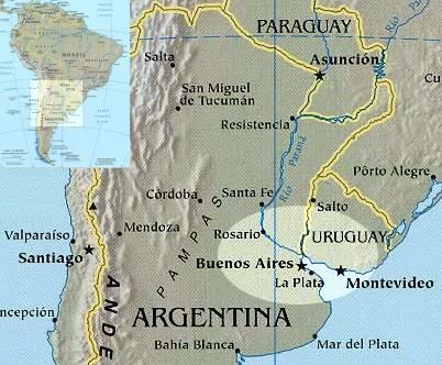 rioplatense_spanish_area_main_cities