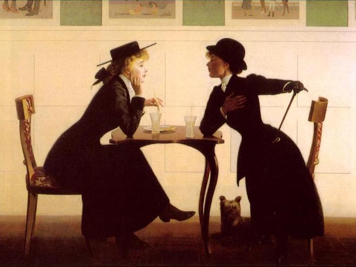 the_discussion-harry_wilson_watrous