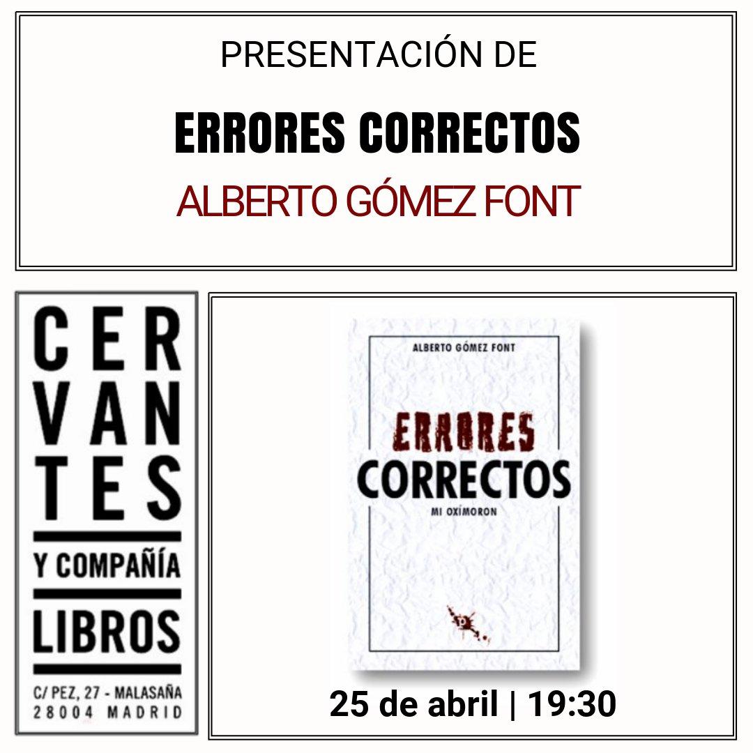 Errores correctos Gómez Font
