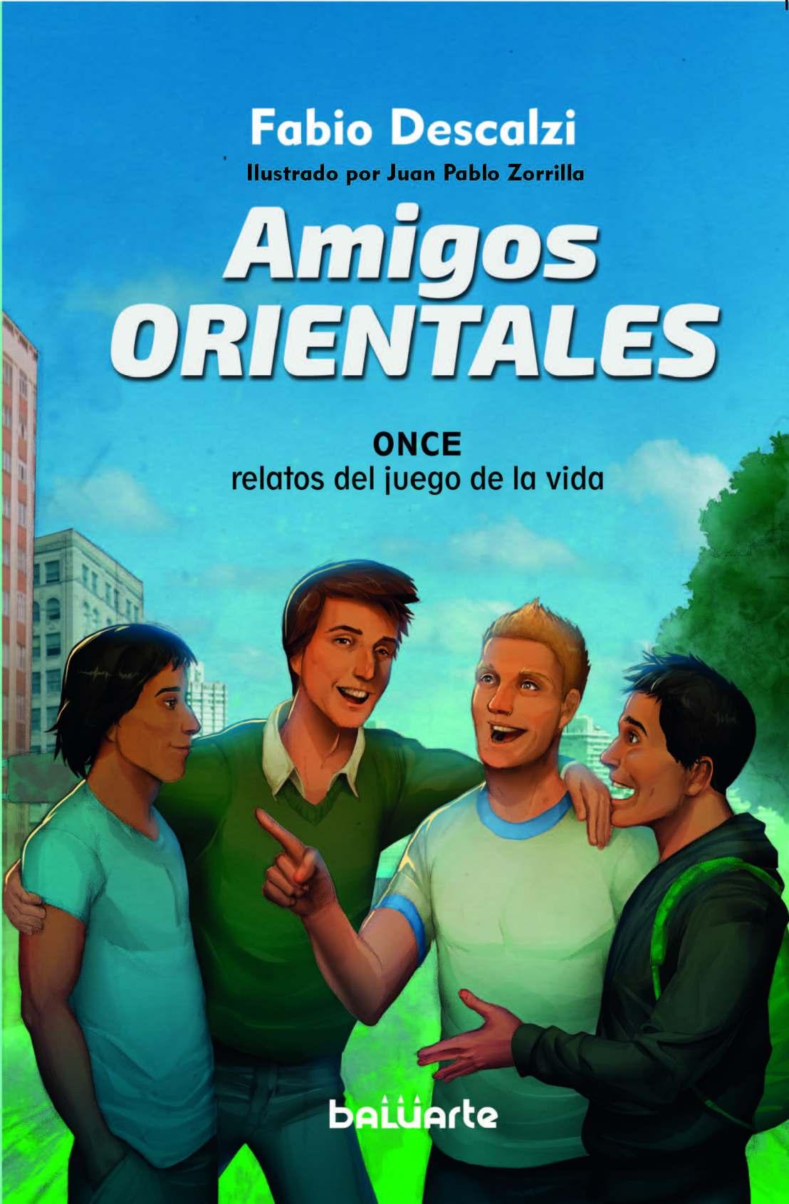 TAPA AMIGOS ORIENTALES