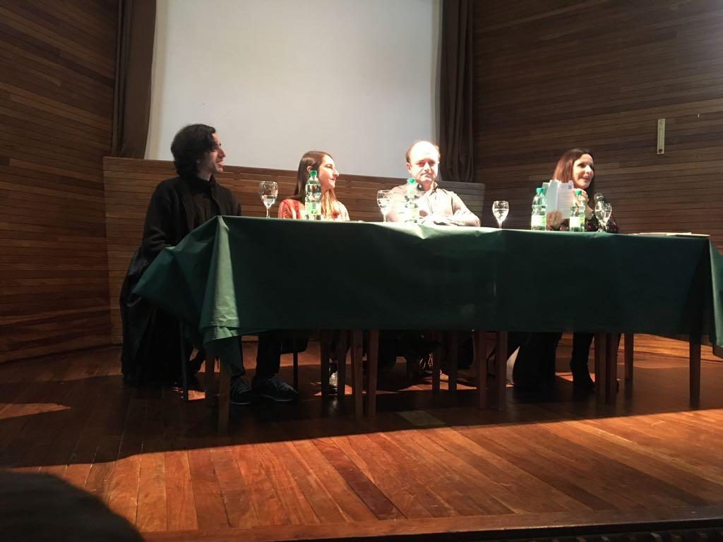 Presentación Amigos Orientales Amengual Zorrilla Salaverria
