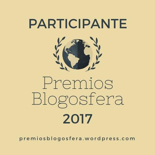 Participante Premios Blogosfera