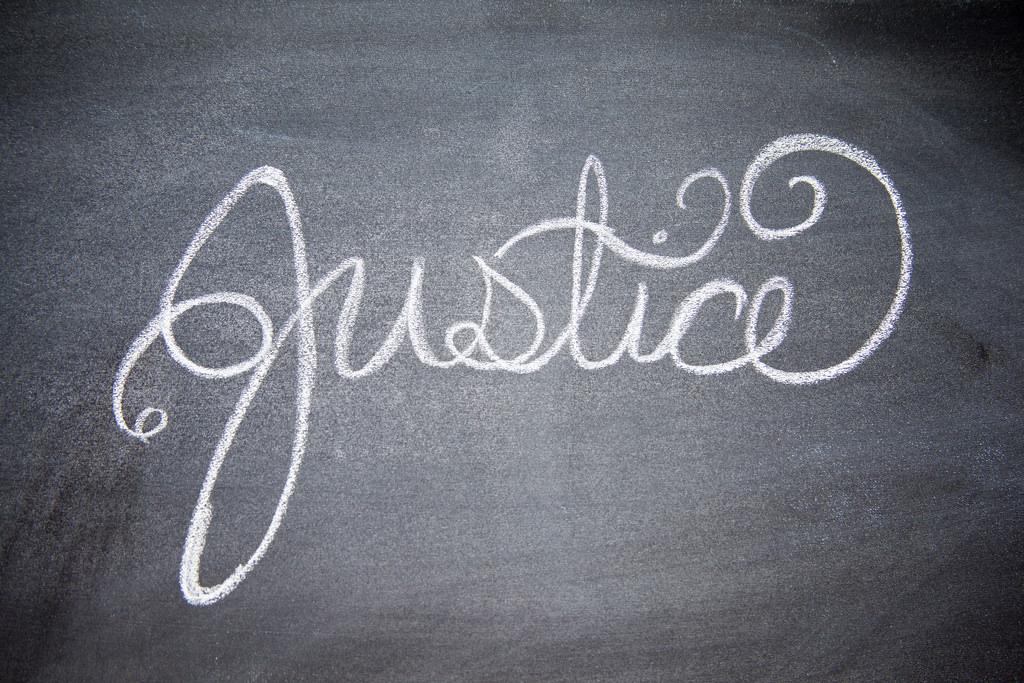 Written justice