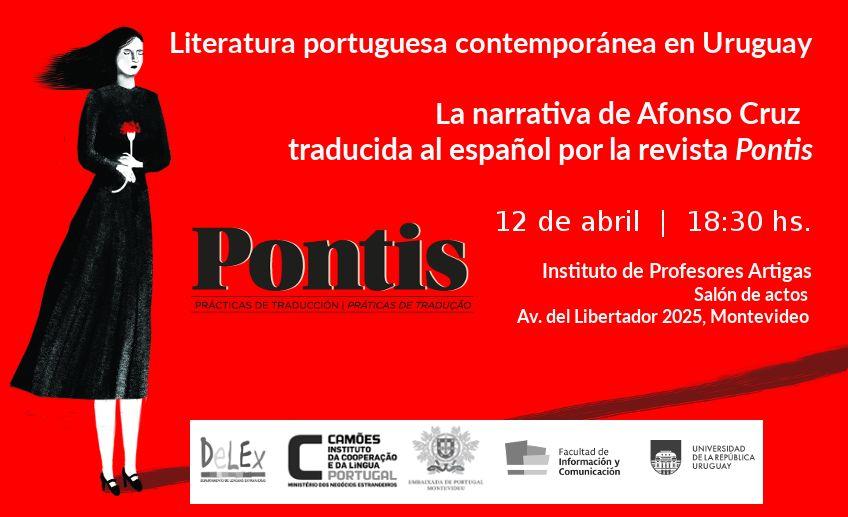 Lanzamiento Afonso Cruz Pontis IPA 2018
