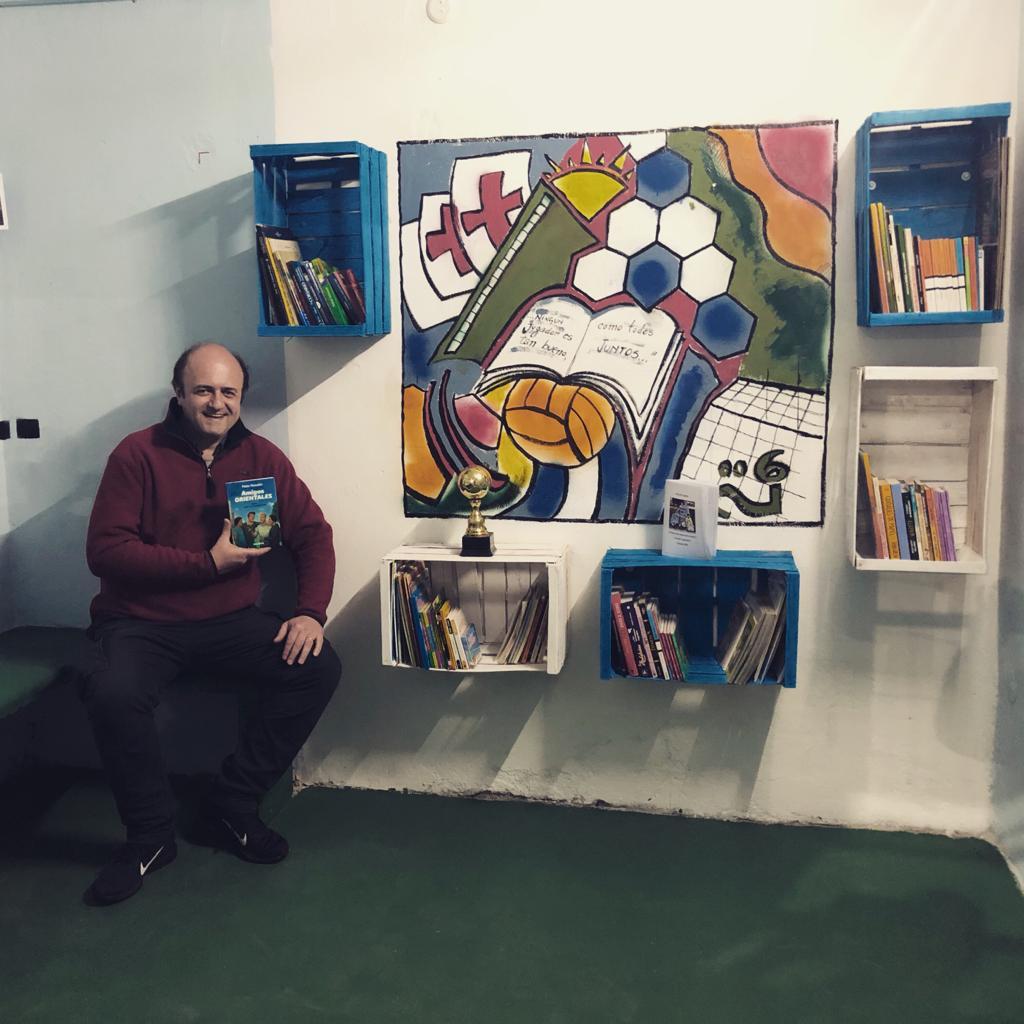 Inauguración biblioteca setiembre 2019