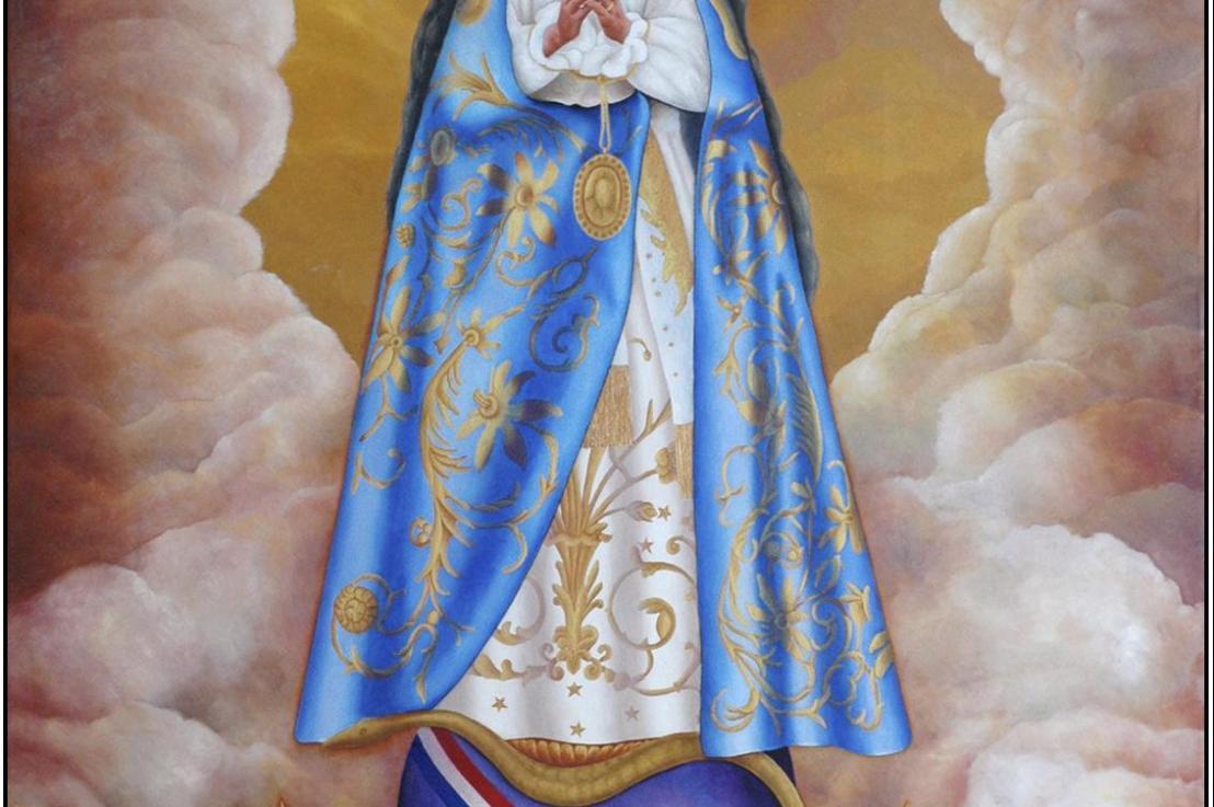 Oración de consagración a la Virgen de Ka'akupe para protegernos del coronavirus (en castellano yguaraní)