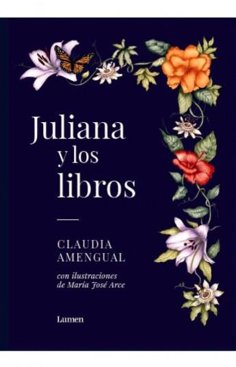 Juliana y los libros cubierta