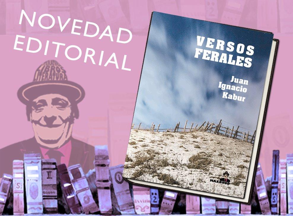 imagen publicidad Versos Ferales