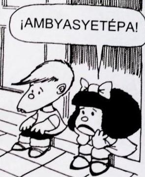 Mafalda ambyasyetepa